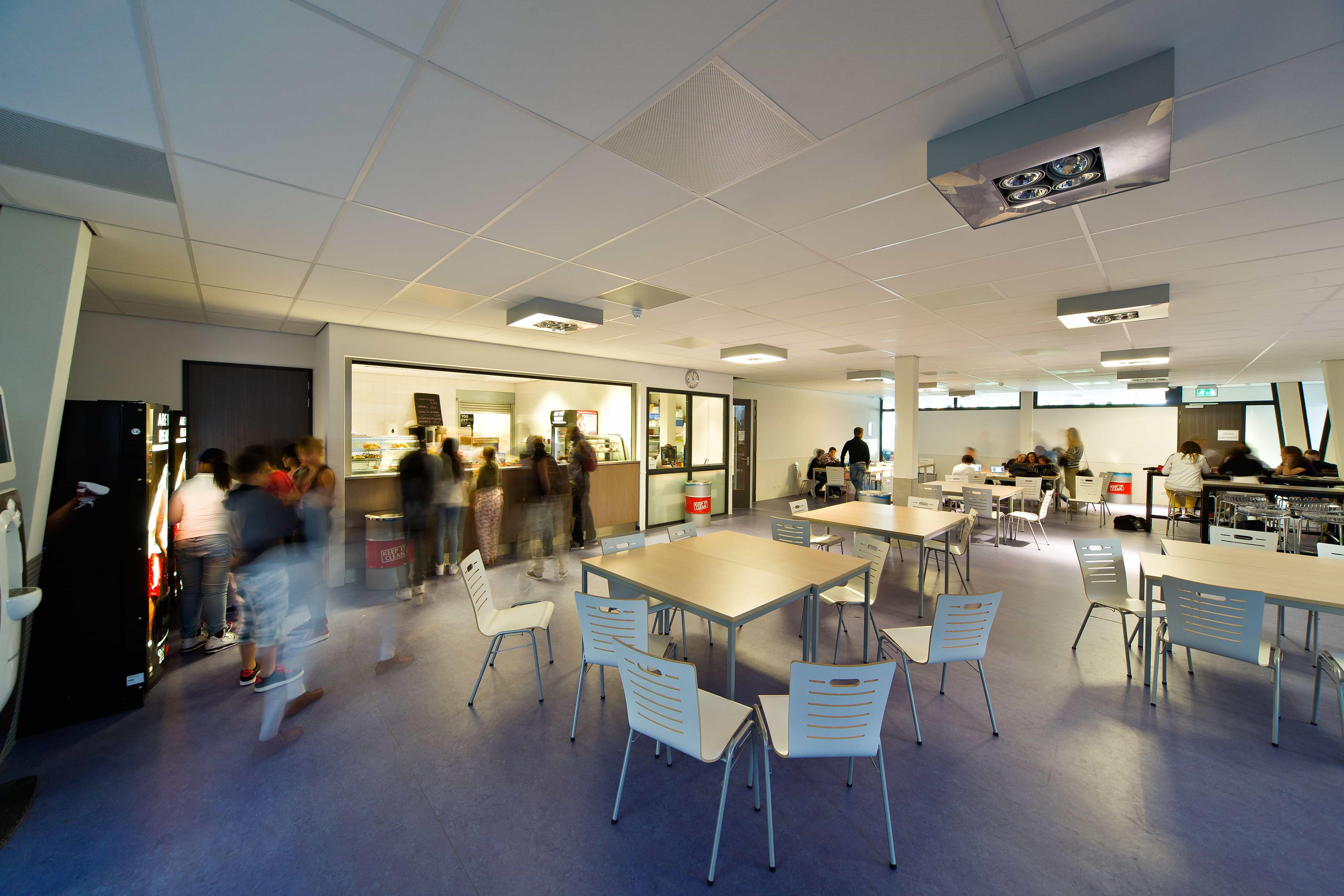 Pieter Nieuwland College Amsterdam Pellikaan