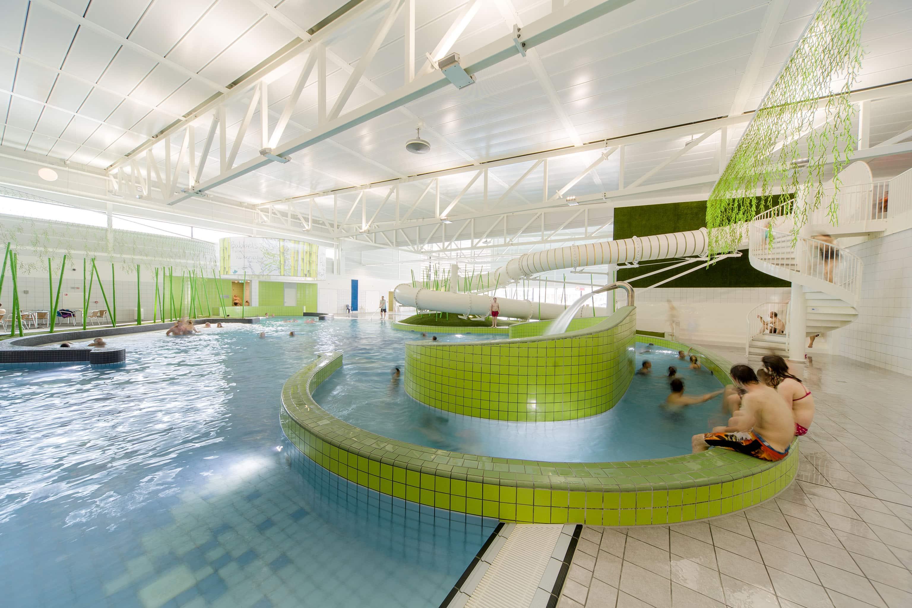 Swimming Pool De Vrolijkheid Zwolle Pellikaan
